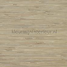Geverfd grasweefsel met zilvershine licht papier peint Eijffinger Natural Wallcoverings II 389537