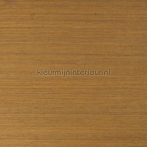 duo kleur sisal okergeel behang gpw ds 120 natuurlijke materialen kleurmijninterieur