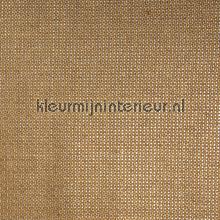 Grof bruin vlechtritme met zilverdiepte tapet Kleurmijninterieur All-images