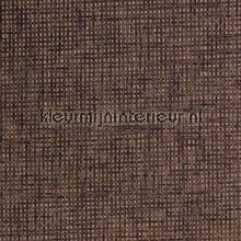 Medium weving donkerbruin tapet Kleurmijninterieur All-images