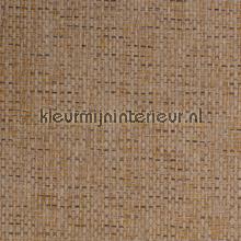 Medium weving warm bruin tapet Kleurmijninterieur All-images