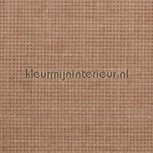 Bruin weefsel met brede draadopbouw tapet Kleurmijninterieur All-images