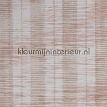 Ecru weefsel met strepen tapet Kleurmijninterieur All-images