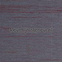 Hor. weefsel blauw-paars met zwart accen tapet Kleurmijninterieur All-images