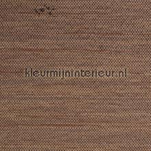 Hor. weefsel bruin met zwart accent tapet Kleurmijninterieur All-images
