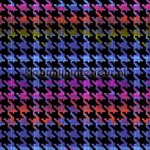 Ruitje gekleurd velours plakfolie DC-Fix DC-fix collectie 293-0202