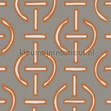 Solid tapet Hookedonwalls Nomadia 38540