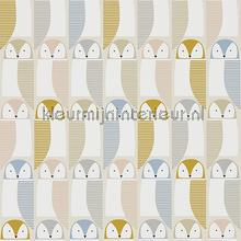 Barnie owl papier peint Scion Noukku 111518