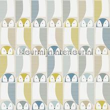 Barnie owl papier peint Scion Noukku 111519