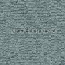 Los horizontaal ritme zeegroen wallcovering Hookedonwalls Nuances NU1304