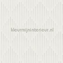 Elegante gestreepte ruitjes wallcovering Hookedonwalls Nuances NU3001