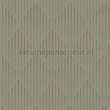 Elegante gestreepte ruitjes wallcovering Hookedonwalls Nuances NU3007
