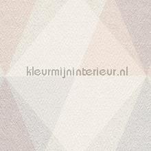 3d diagonaal ruitenspel wallcovering Hookedonwalls Nuances NU3103
