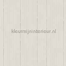 Elegante strepen lichtgrijs wallcovering Hookedonwalls Nuances NU4004
