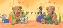 Knuffelberen tapeten AS Creation Only Borders 8 9559-20