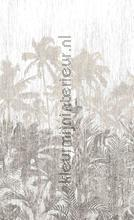 Palm trees photomural BN Wallcoverings Panthera 200350
