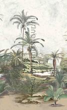 Palm tree landscape photomural BN Wallcoverings Panthera 200351