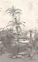 Palm tree landscape photomural BN Wallcoverings Panthera 200352