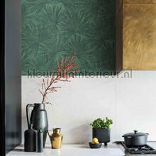 Exotic palm rythm tapet BN Wallcoverings Panthera 220134