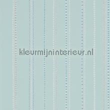Abacus Stripe mineral behang Sanderson Papavera 214751