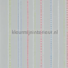 Abacus Stripe mulit behang Sanderson Papavera 214752