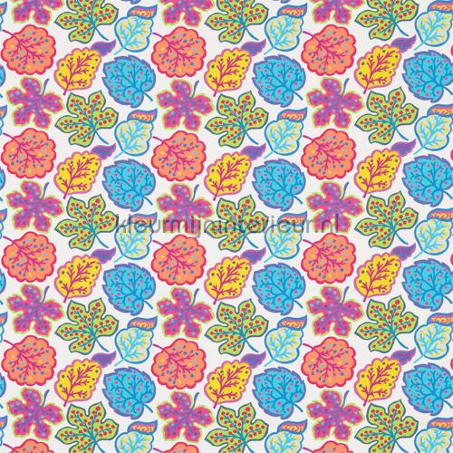 Jewel Leaves brights gordijnen 224622 Keuken Sanderson