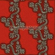 Dolce fuchsia roze behang Elitis Parade VP-843-03