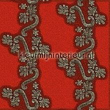Dolce fuchsia roze papier peint Elitis Parade VP-843-03
