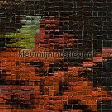 Palermo herfstkleuren wallcovering Elitis Parade VP-844-02