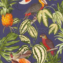 Tropische flora en fauna tapeten Behang Expresse weltraum