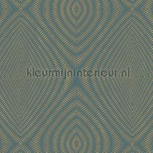 Rhombus behang Hookedonwalls Modern Abstract