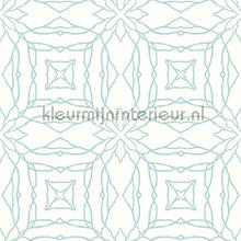 Reflection behang York Wallcoverings Pattern Play hs2049