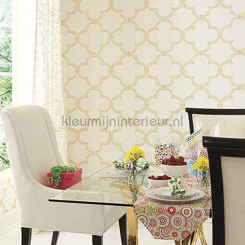 Serendipity behang hs2056 Pattern Play York Wallcoverings
