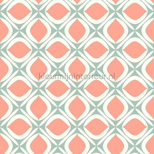 Foxy behang hs2083 Pattern Play York Wallcoverings