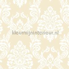 Ogee damask papier peint York Wallcoverings Pattern Play hs2129