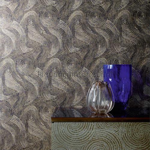 Hawksmoor greystone tapet 312596 Phaedra Wallcoverings Zoffany