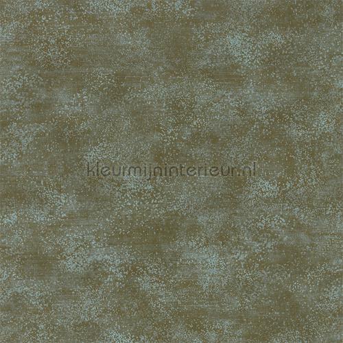 Metallo verdigris tapet 312606 Phaedra Wallcoverings Zoffany
