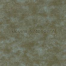Metallo verdigris behang Zoffany Phaedra Wallcoverings 312606