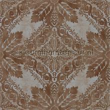 Medevi Mirror vintage copper behang Zoffany exclusief