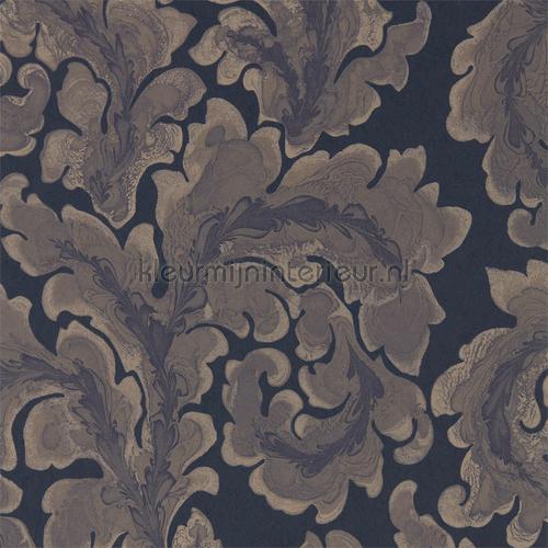 Acantha ink tapet 312620 Phaedra Wallcoverings Zoffany