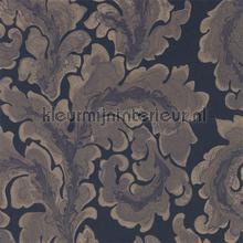 Acantha ink behang Zoffany Phaedra Wallcoverings 312620