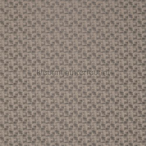 Manuka Plain walnut tapet 312625 Phaedra Wallcoverings Zoffany