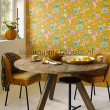 wallcovering flowers