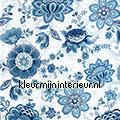 Pip Folklore Chintz Licht Blauw PiP Wallpaper III eijffinger