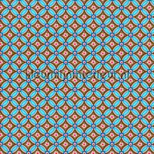 PIP geometric blauw wallcovering Eijffinger urban