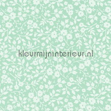 PIP Lovely branches Groen wallcovering Eijffinger urban