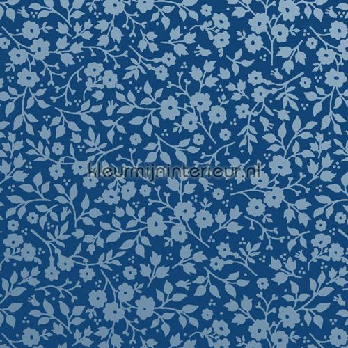 PIP Lovely branches Blauw fotobehang 341065 PiP Wallpaper III Eijffinger