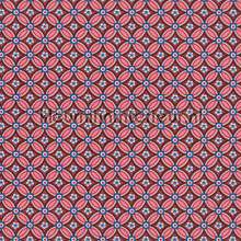 PIP geometric bordeaux wallcovering Eijffinger urban