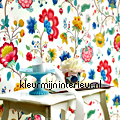 Pip floral fantasy white  eijffinger