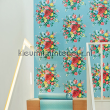 PiP Dutch Painters Licht Blauw wallcovering Eijffinger urban